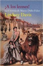 Portada del libro ¡A los leones!