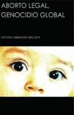 Portada del libro Aborto legal, genocidio global