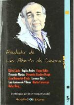 Portada del libro Alrededor de Luis Alberto de Cuenca