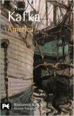 Portada del libro América