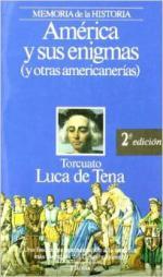 Portada del libro América y sus enigmas