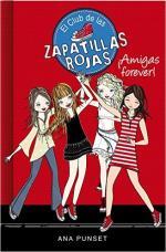 Portada del libro ¡Amigas Forever! El club de las zapatillas rojas 2