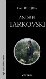 Portada del libro Andrei Tarkovski