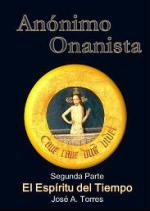 Portada del libro Anónimo Onanista. Segunda Parte