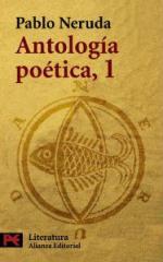 Portada del libro Antologia poética, 1