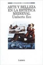 Portada del libro Arte y belleza en la estética medieval