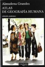 Portada del libro Atlas de geografía humana