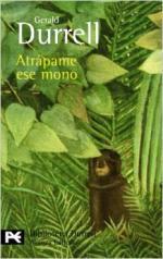 Portada del libro Atrápame ese mono