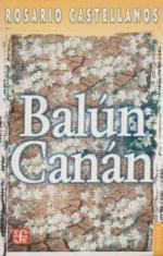 Portada del libro Balún Canán