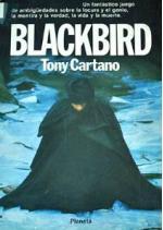 Portada del libro Blackbird