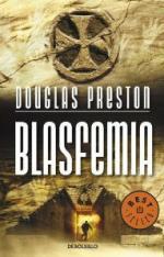 Portada del libro Blasfemia