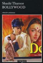 Portada del libro Bollywood