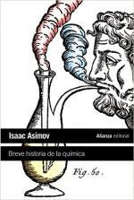 Portada del libro Breve historia de la química