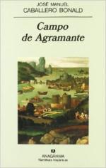 Portada del libro Campo de Agramante