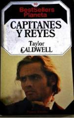Portada del libro Capitanes y reyes