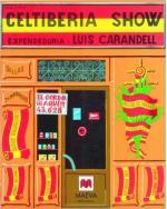 Portada del libro Celtiberia Show