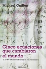 Portada del libro Cinco ecuaciones que cambiaron el mundo