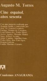 Portada del libro Cine español, años sesenta