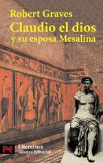 Portada del libro Claudio el dios y su esposa Mesalina