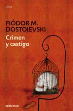 Portada del libro Crimen y castigo