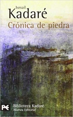 Portada del libro Crónica de piedra