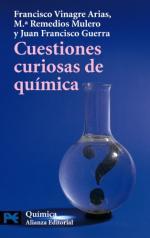 Portada del libro Cuestiones curiosas de química
