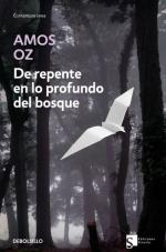 Portada del libro De repente en lo profundo del bosque