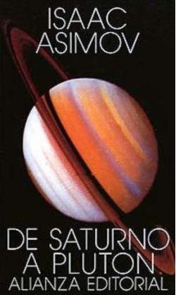 De Saturno a Plutón