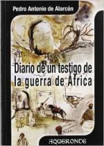 Portada del libro Diario de un testigo de la guerra de África
