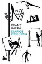 Portada del libro Diarios 1910-1923