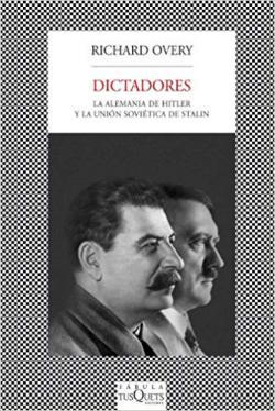 Portada del libro Dictadores: La Alemania de Hitler y la Unión Soviética de Stalin
