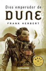 Portada del libro Dios emperador de Dune (Dune 4)
