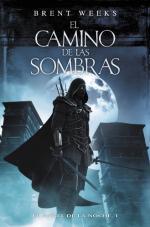 Portada del libro El camino de las sombras (El Ángel de la Noche 1)