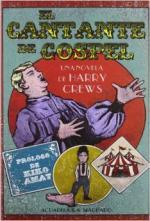 Portada del libro El cantante de gospel