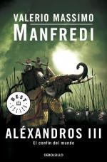 Portada del libro El confín del mundo. Aléxandros III