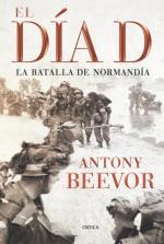 Portada del libro El día D: La batalla de Normandía