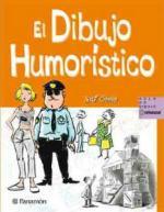 Portada del libro El dibujo humorístico