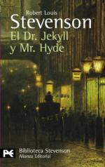 Portada del libro El Dr. Jekyll y Mr. Hyde