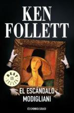 Portada del libro El escándalo Modigliani