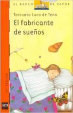 Portada del libro El fabricante de sueños