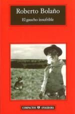 Portada del libro El gaucho insufrible