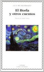 Portada del libro El Horla y otros cuentos