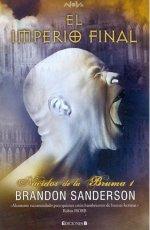 Portada del libro El imperio final. Nacidos de la Bruma I