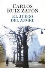 Portada del libro El juego del ángel