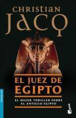 Portada del libro El juez de Egipto