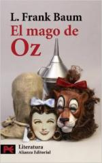 Portada del libro El mago de Oz