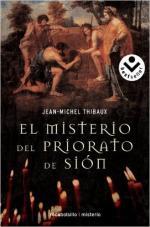 Portada del libro El misterio del Priorato de Sión
