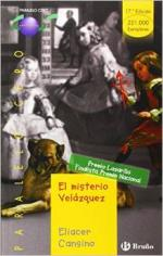Portada del libro El misterio Velázquez