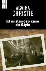 Portada del libro El misterioso caso de Styles
