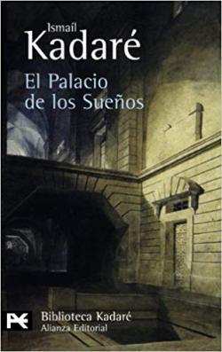 Portada del libro El palacio de los sueños